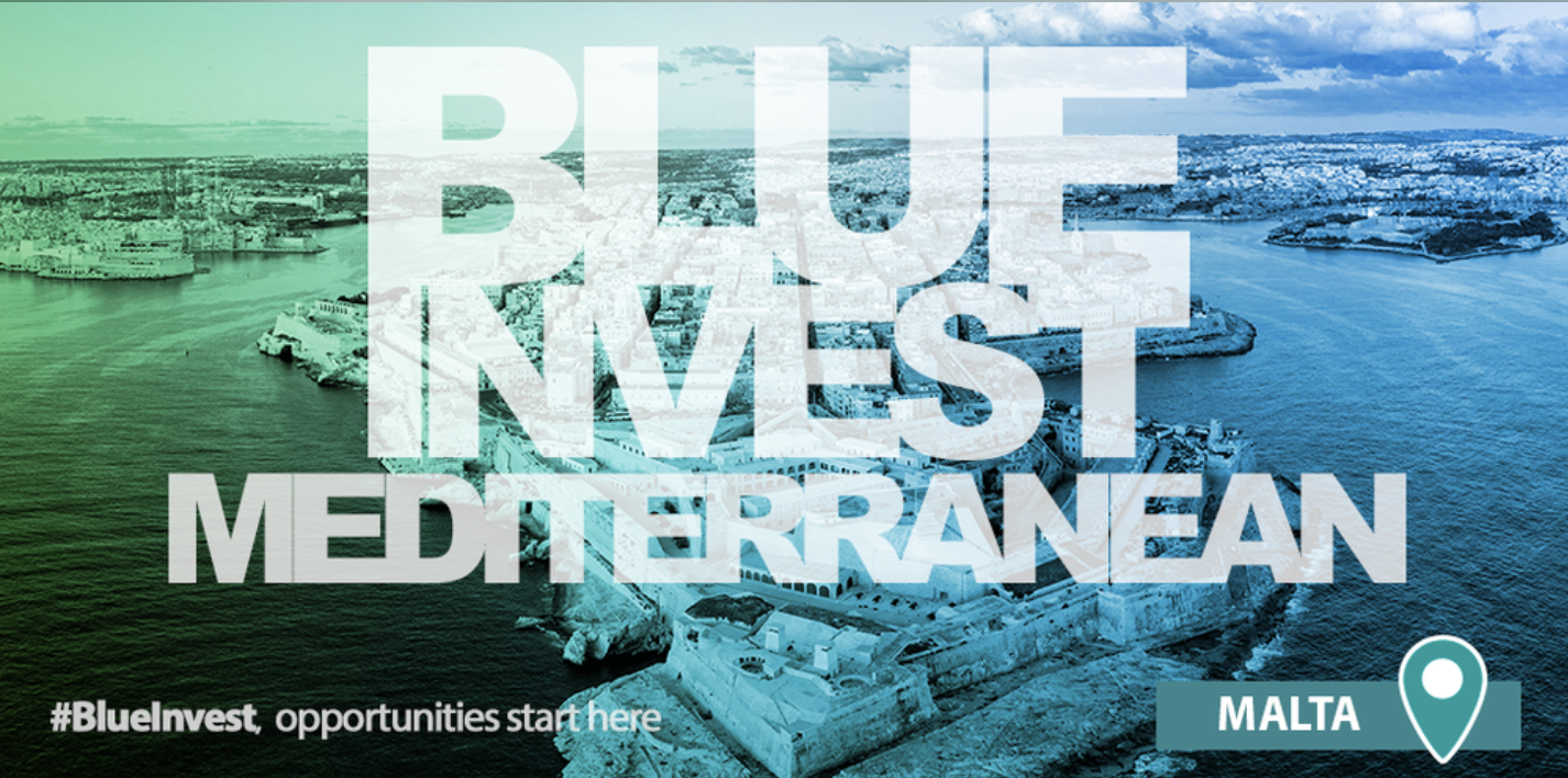 Oisann Engineering invited to present at Blue Invest Mediterrranean 2019